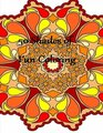 50 Shades of Fun ColoringIntricateStress Relieving Patterns of Mandalas to Color