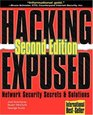 Hacking Exposed: Network Security Secrets  Solutions, Second Edition (Hacking Exposed)