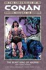 Chronicles of Conan Volume 12: The Beast King of Abombi and Other Stories (Chronicles of Conan (Graphic Novels))