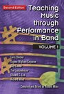 Teaching Music through Performance in Band Vol 1 /G4484