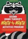 Second Grade Teacher's Month-By-Month Activities Program