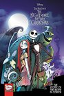 Tim Burton's The Nightmare Before Christmas The Story of the Movie in Comics