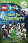 DK Readers L2 LEGO Monster Fighters Meet the Monsters