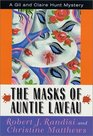 The Masks of Auntie Laveau A Gil and Claire Hunt Mystery