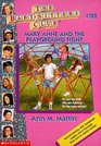 Mary Anne and the Playground Fight (Baby-Sitters Club, Bk 20)