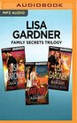 Lisa Gardner Family Secrets Trilogy Maggie's Man MacNamara's Woman Brandon's Bride