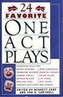 24 Favorite Oneact Plays