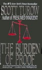 The Burden of Proof (Kindle County, Bk 2)