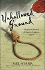 Unhallowed Ground (Hugh de Singleton, Bk 4)