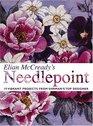 Elian McCreadys Needlepoint