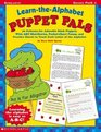 Learn-the-Alphabet Puppet Pals
