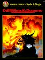 Player's Option: Spells and Magic: Advanced Dungeons and Dragons Rulebook (ADD Accessory)