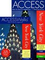 ACCESSWalks New York City Book and Cassette