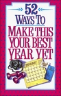 52 Ways to Make This Your Best Year Yet