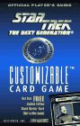 Star Trek Next Generation Customizable Card Game Official Player's Guide