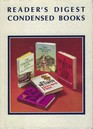 Reader's Digest Condensed Books, 1972: The Waltz Kings / The Terminal Man / The Dwelling Place / A World to Care For / The Hessian