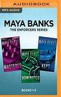 Maya Banks The Enforcers Series Books 1-3 Mastered Dominated Kept