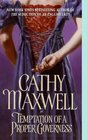 Temptation of a Proper Governess (Cameron Sisters, Bk 1)