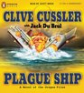 Plague Ship (Oregon Files, Bk 5) (Audio CD)(Unabridged)