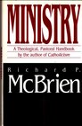 Ministry A theological-pastoral handbook