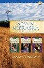 Nosy in Nebraska: Of Mice...and Murder / Pride and Pestilence / The Miceman Cometh (Maxie Mouse, Bks 1-3)