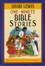 One-minute Bible stories Old Testament
