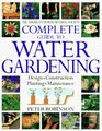 American Horticultural Society Complete Guide to Water Gardening