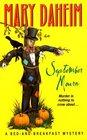 September Mourn (Bed-and-Breakfast, Bk 11)