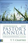 The Zondervan 2009 Pastor's Annual: An Idea and Resource Book (Zondervan Pastor's Annual)