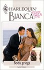Boda Griega (Greek Wedding) (Harlequin Bianca, #238) (Spanish)
