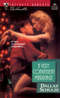 A Very Convenient Marriage (Family Circle, Bk 1) (Silhouette Intimate Moments, No 608)
