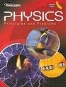 Glencoe Science Physics California Edition Principles and Problems