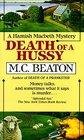 Death of a Hussy (Hamish MacBeth, Bk 5)