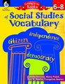 Getting to the Roots of Social Studies Vocabulary