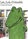 Lyle Lyle Crocodile Book  CD