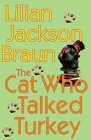 The Cat Who Talked Turkey (Cat Who...Bk 26) (Large Print)
