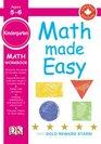 Math Made Easy Kindergarten