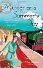 Murder on a Summer's Day (Kate Shackleton, Bk 5)