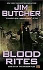 Blood Rites (Dresden Files, Bk 6)