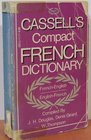 Cassell's Compact French-English English-French Dictionary