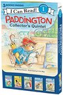 Paddington Collector's Quintet 5 Fun-Filled Stories in 1 Box