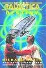 Battlestar Galactica Destiny  A New Novel Based on the Universal Television Series Created by Glen A Larson