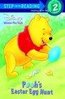 Pooh's Easter Egg Hunt (Step-Into-Reading, Step 2)