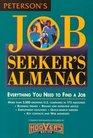 Peterson's Job Seeker's Almanac