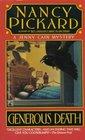 Generous Death (Jenny Cain, Bk 1)