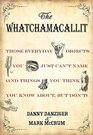 The Whatchamacallit Those Everyday Objects You Just Can't Name