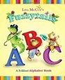 Fuzzytails  ABC A Foldout Alphabet Book