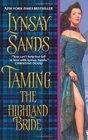 Taming the Highland Bride (Devil of the Highlands, Bk 2)