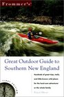 Frommer's Great Outdoor Guide To Southern New England