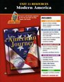 The American Journey Unit 11 Resources